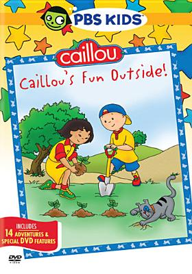 CAILLOU:CAILLOU'S FUN OUTSIDE BY CAILLOU (DVD)